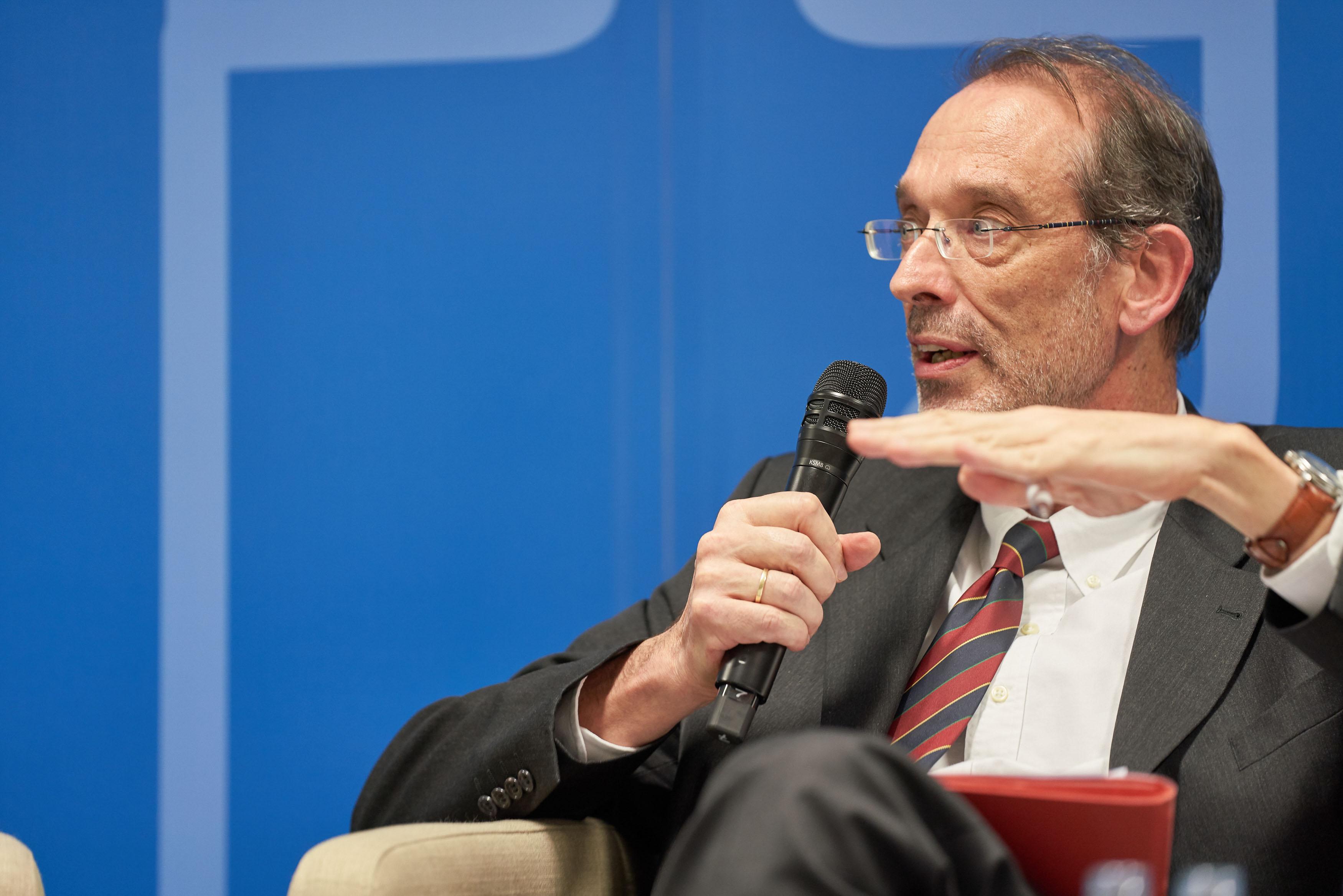 Unterrichtsminister Heinz Faßmann